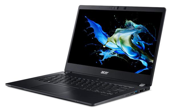 Acer TravelMate P6 è un ultrabook orientato al business con modem LTE (via e-SIM) e 20 ore di autonomia 1