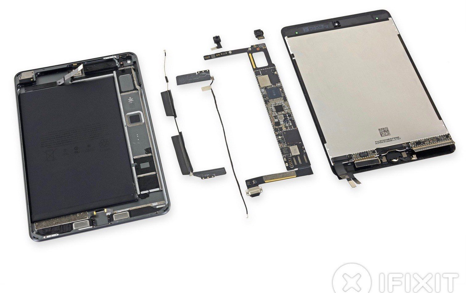 iPad Mini 5 teardown