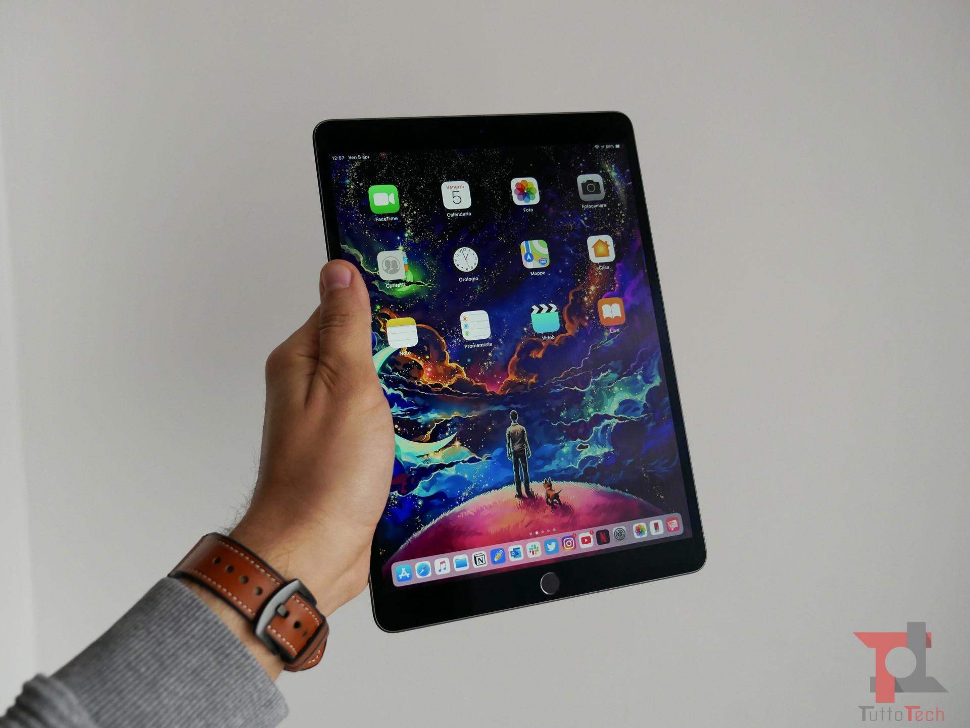 Prezzi e tariffe per acquistare iPad Air 2019 attraverso Vodafone 1