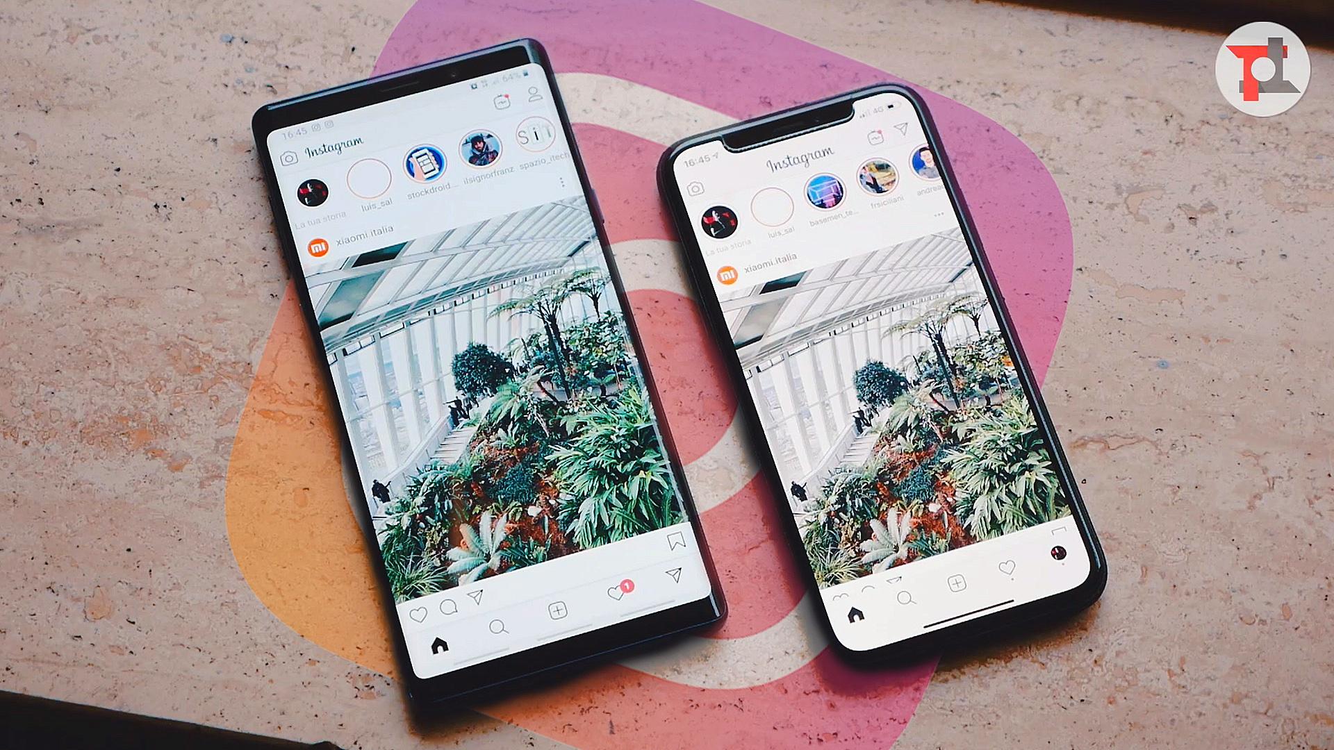 Instagram Funziona Meglio Su Iphone O Su Android Ecco Tutte