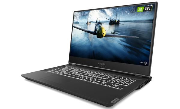 Lenovo aggiorna i Legion Y540, Y740, Y7000 e Y7000p con CPU Intel di nona gen e GPU Nvidia RTX 1