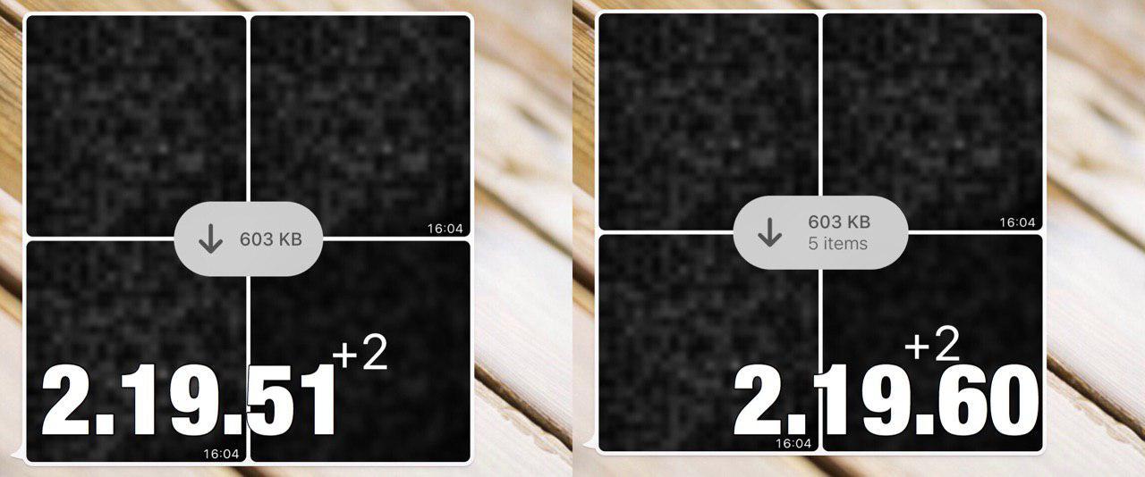 WhatsApp 2.19.60.26 beta per iOS introduce novità legate alle foto 1