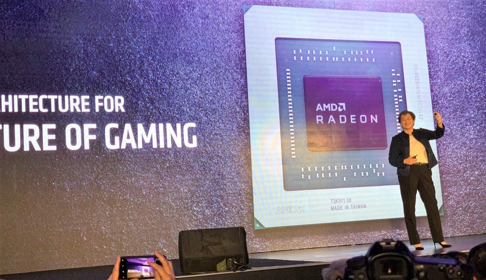 """Le novità di AMD al Computex 2019 fra CPU Ryzen a 12 core a GPU RX 5700 """"Navi"""" 1"""