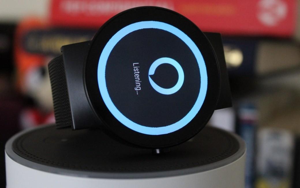 Amazon smartwatch Alexa