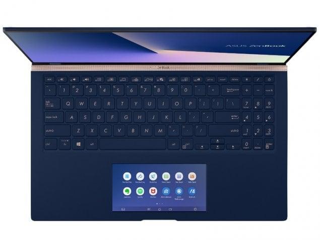 Le novità tecniche di Asus ZenBook Pro Duo, ZenBook 13, 14 e 15, ZenScreen Touch e ROG Strix XG17 al Computex 2019 2