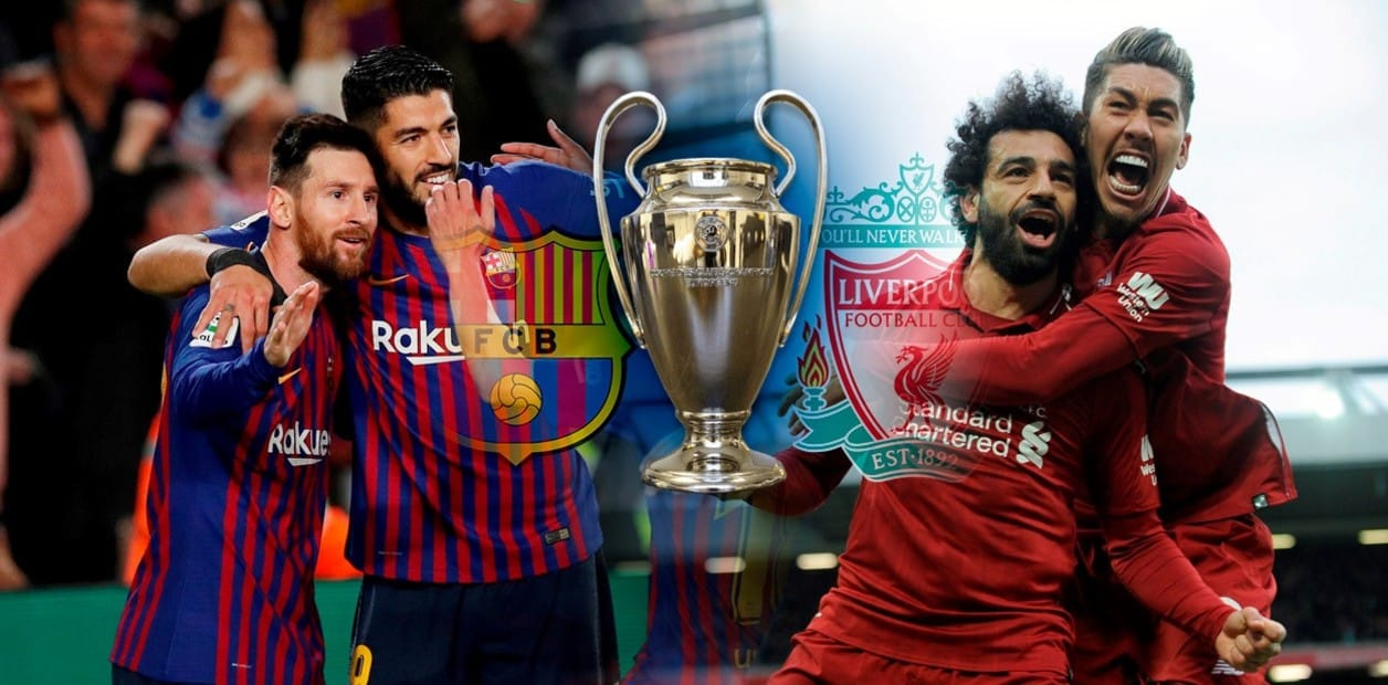 Barcellona - Liverpool Champions League