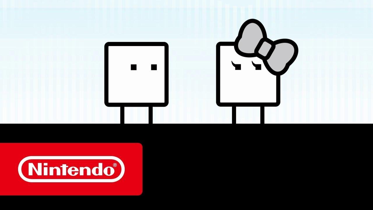 Boxboy + Boxgirl disponibile su Nintendo Switch a 9,99 euro 1