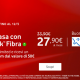 Con Vodafone Internet Unlimited in regalo un buono da 50 euro per Volagratis