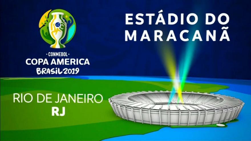 DAZN sarà la casa della Copa America Brasile 2019 1