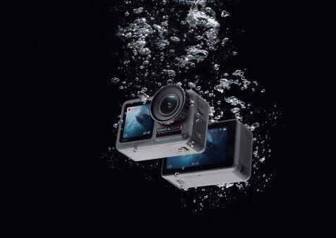 Con DJI Osmo Action, è stata lanciata la sfida a GoPro nel mondo delle action cam 2
