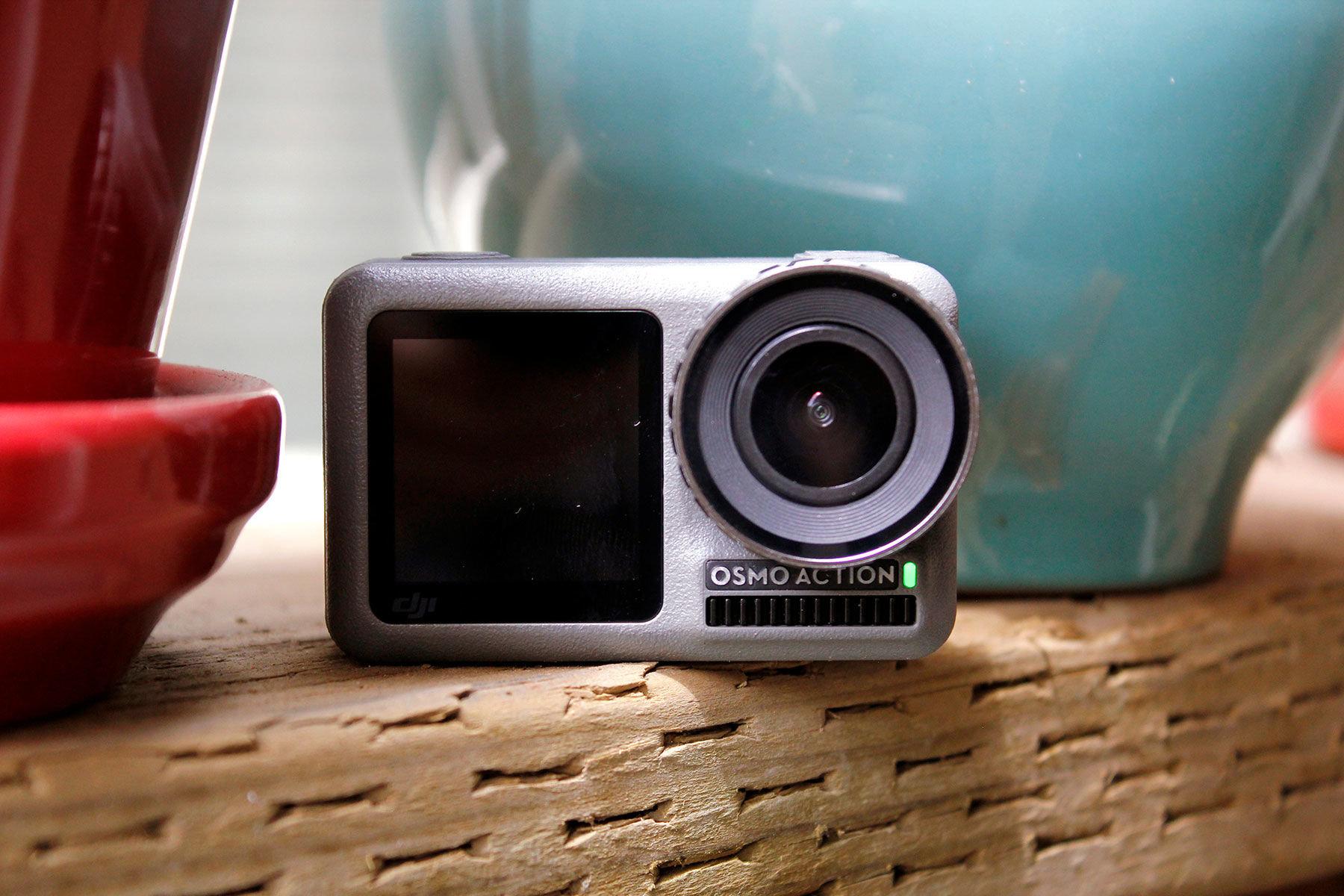 Con DJI Osmo Action, è stata lanciata la sfida a GoPro nel mondo delle action cam 1