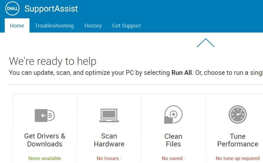 L'app pre-installata SupportAssist di Dell è vulnerabile ad attacchi hacker 1