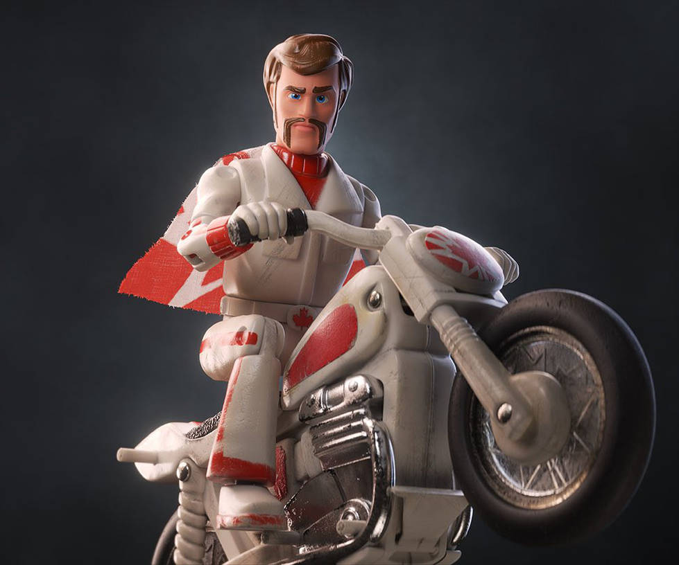 Duke Caboom Toy Story 4