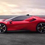 Ferrari SF90 Stradale: presentata la prima ibrida di Maranello con 1.000 CV e nome da F1 5