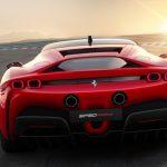 Ferrari SF90 Stradale: presentata la prima ibrida di Maranello con 1.000 CV e nome da F1 6