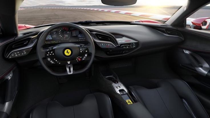 Ferrari SF90 Stradale: presentata la prima ibrida di Maranello con 1.000 CV e nome da F1 2