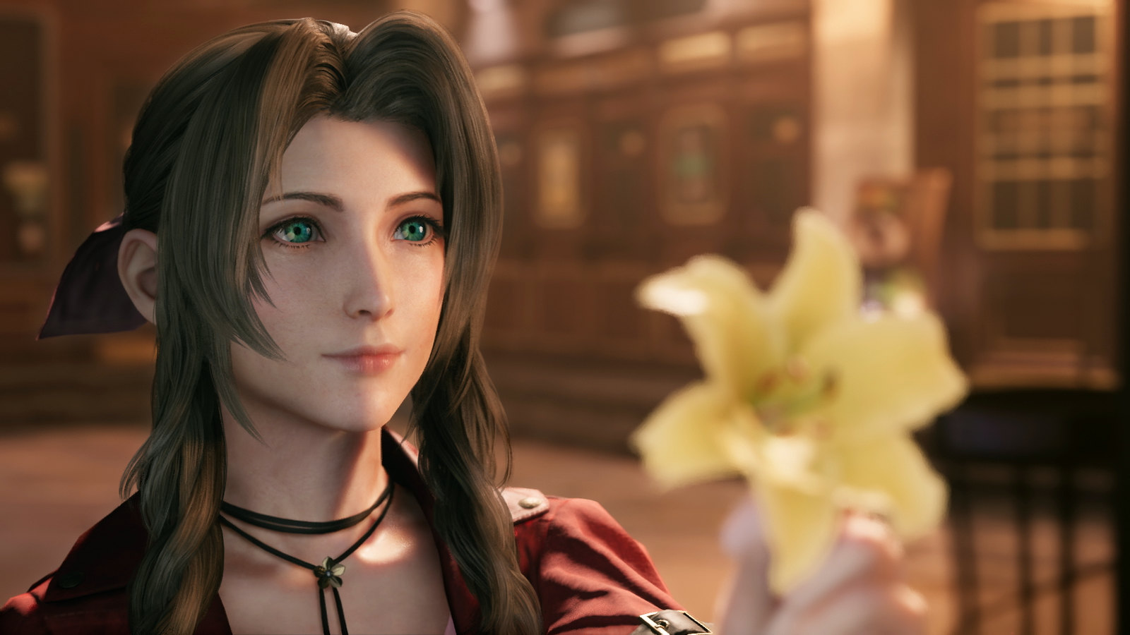 Final Fantasy 7 Remake mostrato da Sony in un nuovo video gameplay
