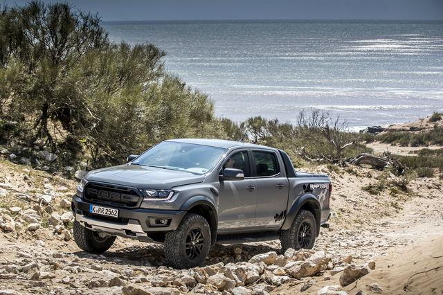 Il pick-up Ford Ranger Raptor in versione Performance arriverà in Europa dalla metà del 2019 2