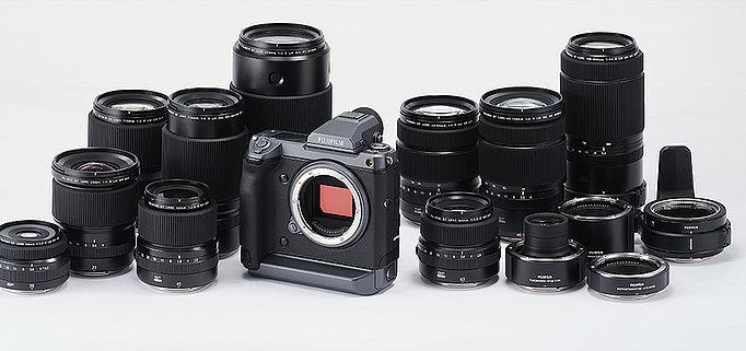 Fujifilm GFX100 è una super mirrorless da 102 Mpixel in arrivo il 27 giugno 1
