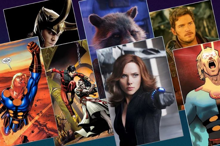 Futuro MCU dopo Avengers Endgame