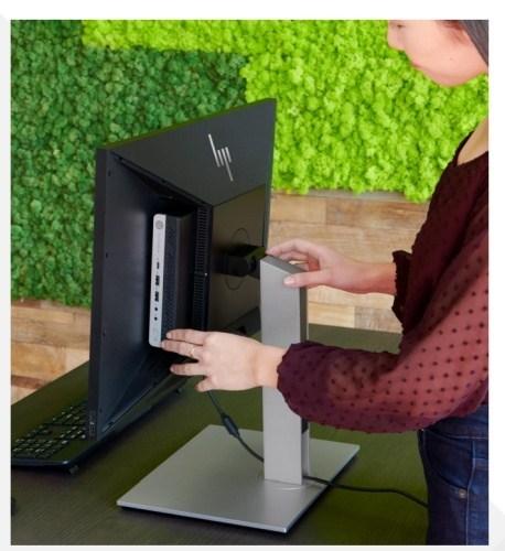 HP Mini-in-One è un PC modulare con upgrade semplificati 1