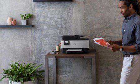 HP OfficeJet Pro 9000