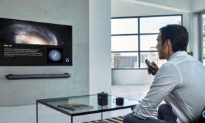 LG Smart TV ThinQ 2019