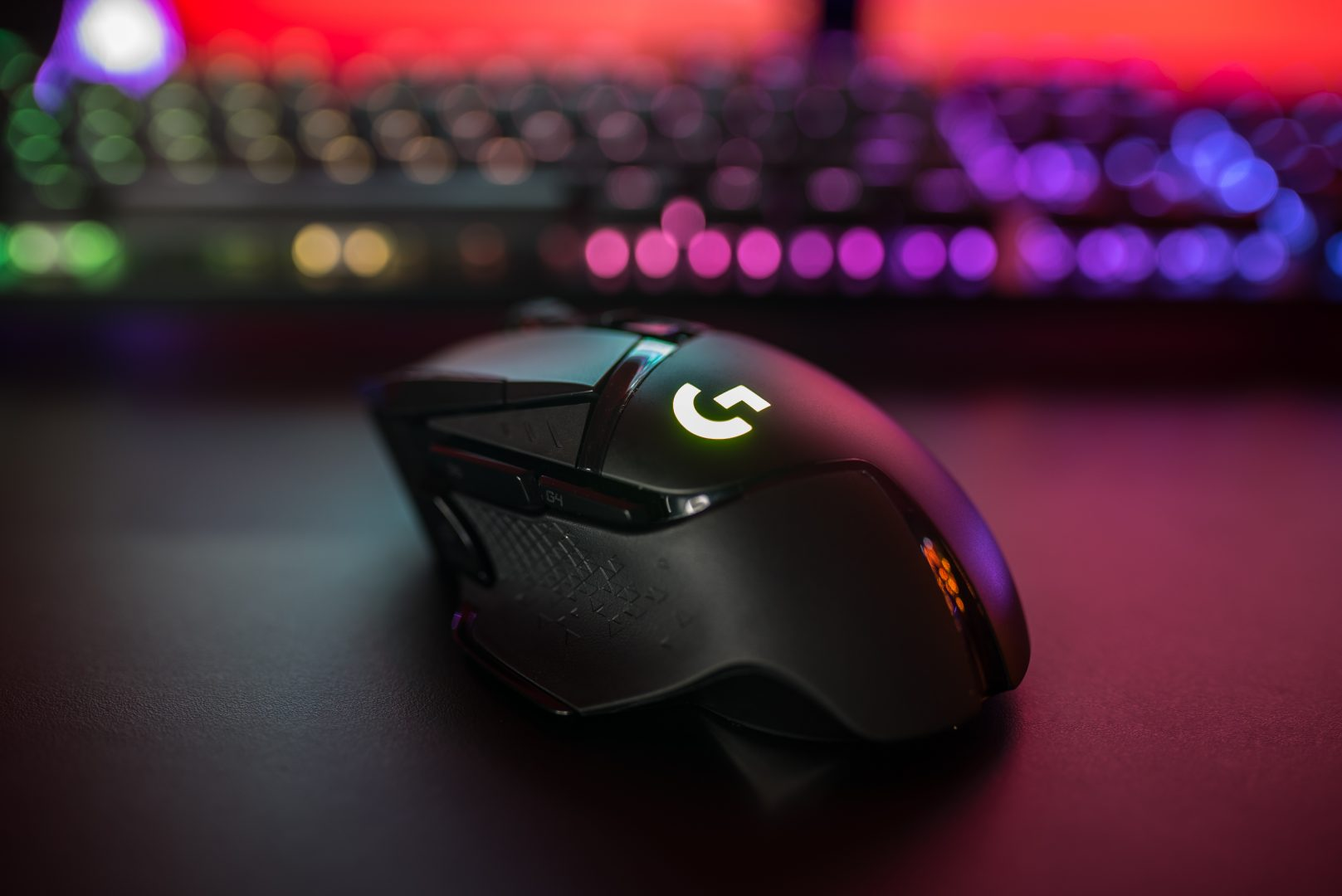 Logitech G502 LighSpeed wireless