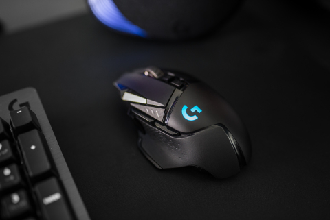 Il mouse da gaming Logitech G502 LighSpeed disponibile anche in versione wireless 1