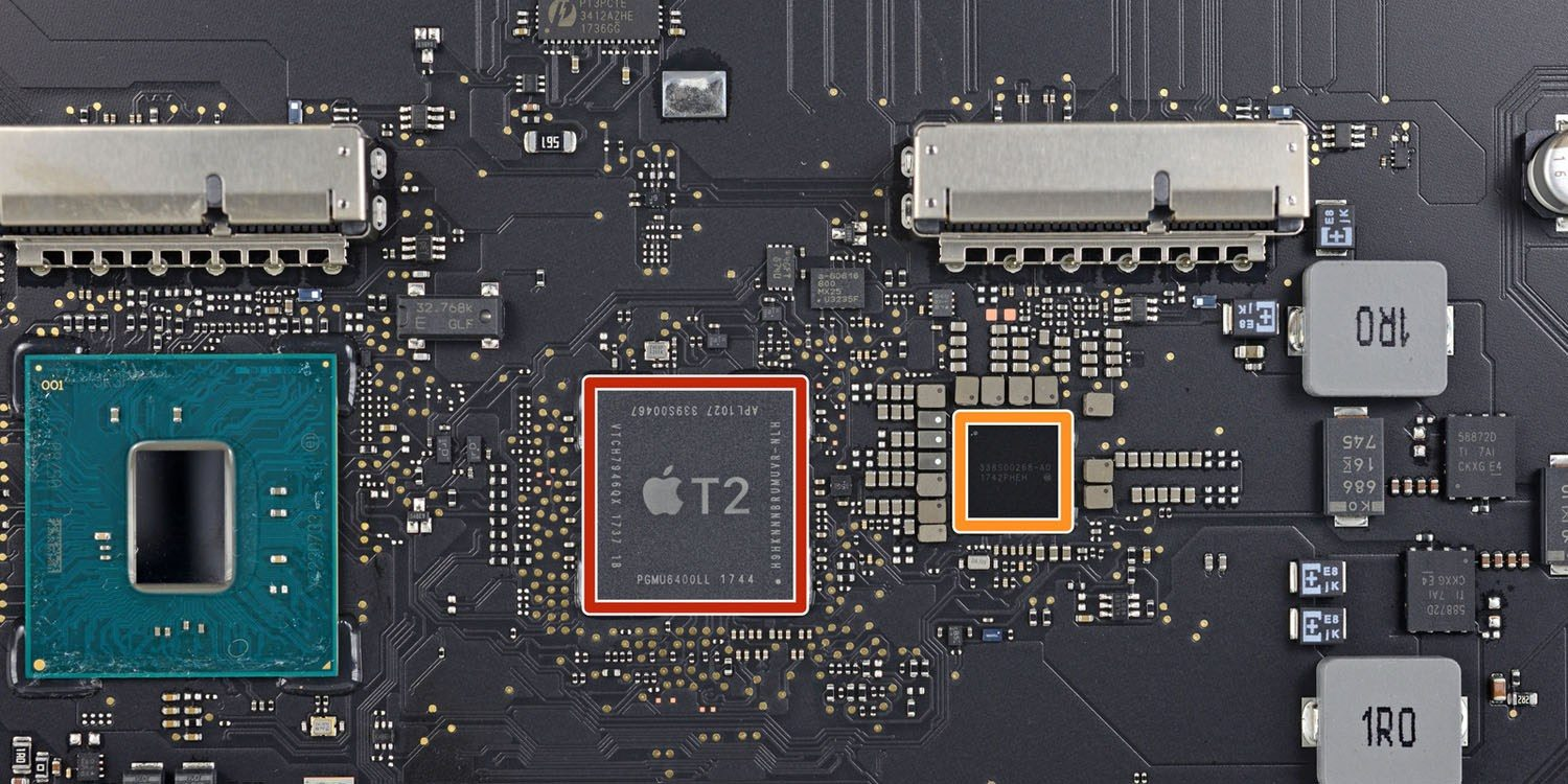 MacBook Pro Apple T2 Chip