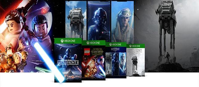 Migliori sconti Xbox Star Wars Day