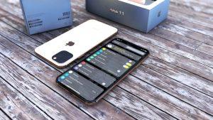 La gamma iPhone 2019 appare in alcune nuove immagini concept assieme a iOS 13 3