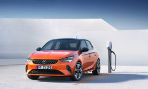 Opel Corsa full-electric