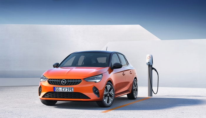 Opel Corsa full-electric