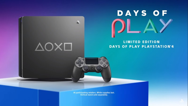 PS4 Slim Days of Play