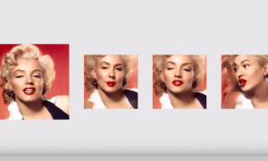 Samsung Intelligenza Artificiale Deep Fake Marilyn Monroe