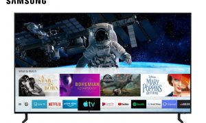 Samsung Smart TV Apple TV AirPlay 2
