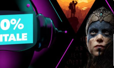 Sconti PlayStation Store 100% digitale
