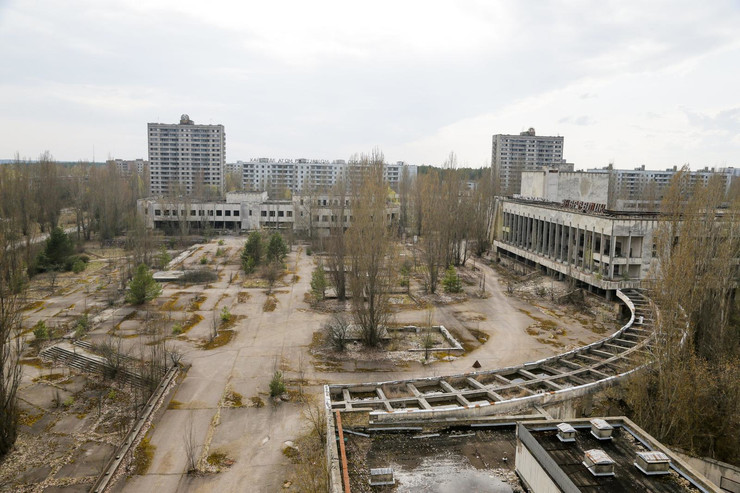 Sky serie TV Chernobyl