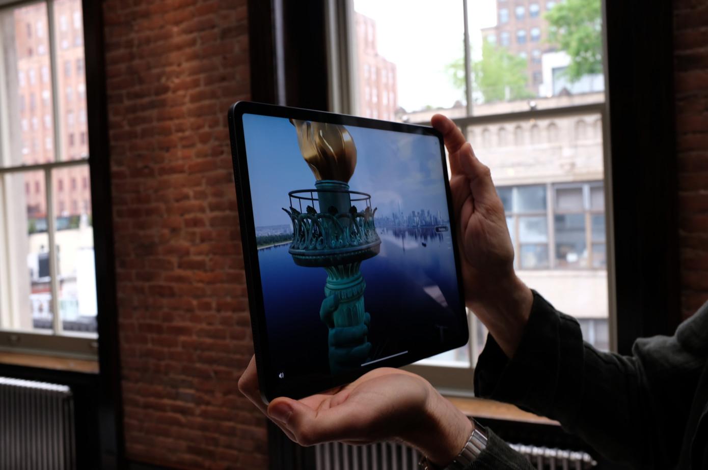 Visitate la Statua della Libertà in tutta la sua bellezza grazie alla realtà aumentata 2