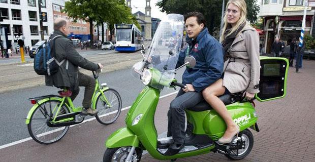 Amsterdam dice STOP alle auto a benzina e diesel a partire dal 2030 1