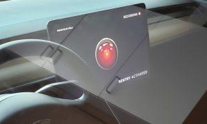 Tesla Modalità Sentinella