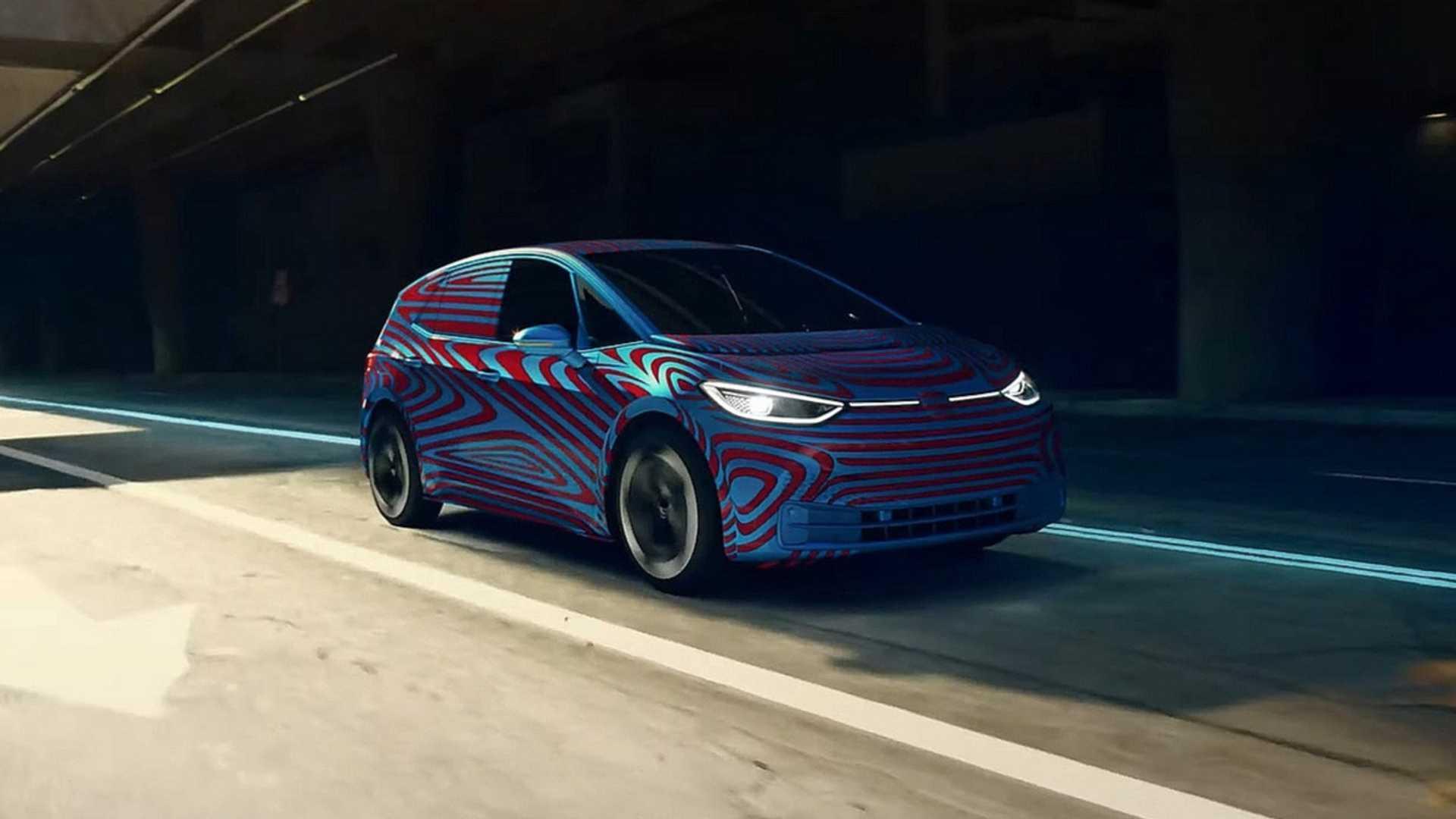 Volkswagen ID.3 ufficiale: ecco l'alternativa alla Tesla Model 3 da circa 30.000 euro 2
