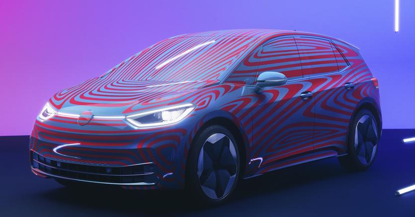 Volkswagen ID.3 ufficiale: ecco l'alternativa alla Tesla Model 3 da circa 30.000 euro 1