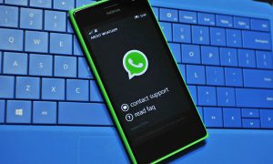 WhatsApp Windows Phone