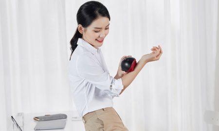 Xiaomi massaggiatore con agopressione