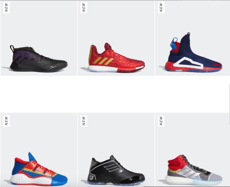 Non bastava il successo nelle sale, ora Avengers: Endgame ha anche le scarpe ufficiali targate Adidas 1