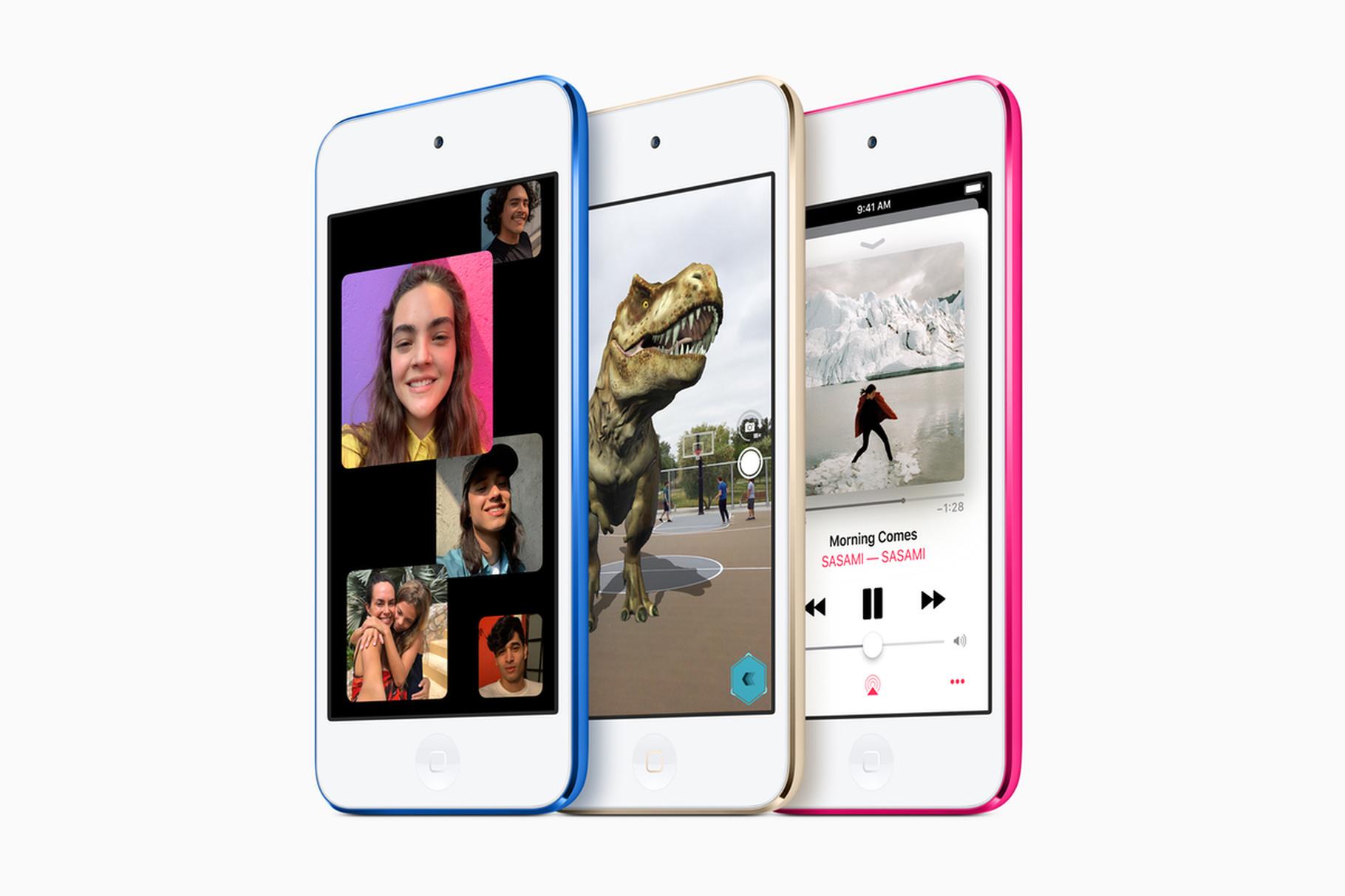Apple rinnova l'iPod Touch a distanza di 4 anni col processore di iPhone 7 1