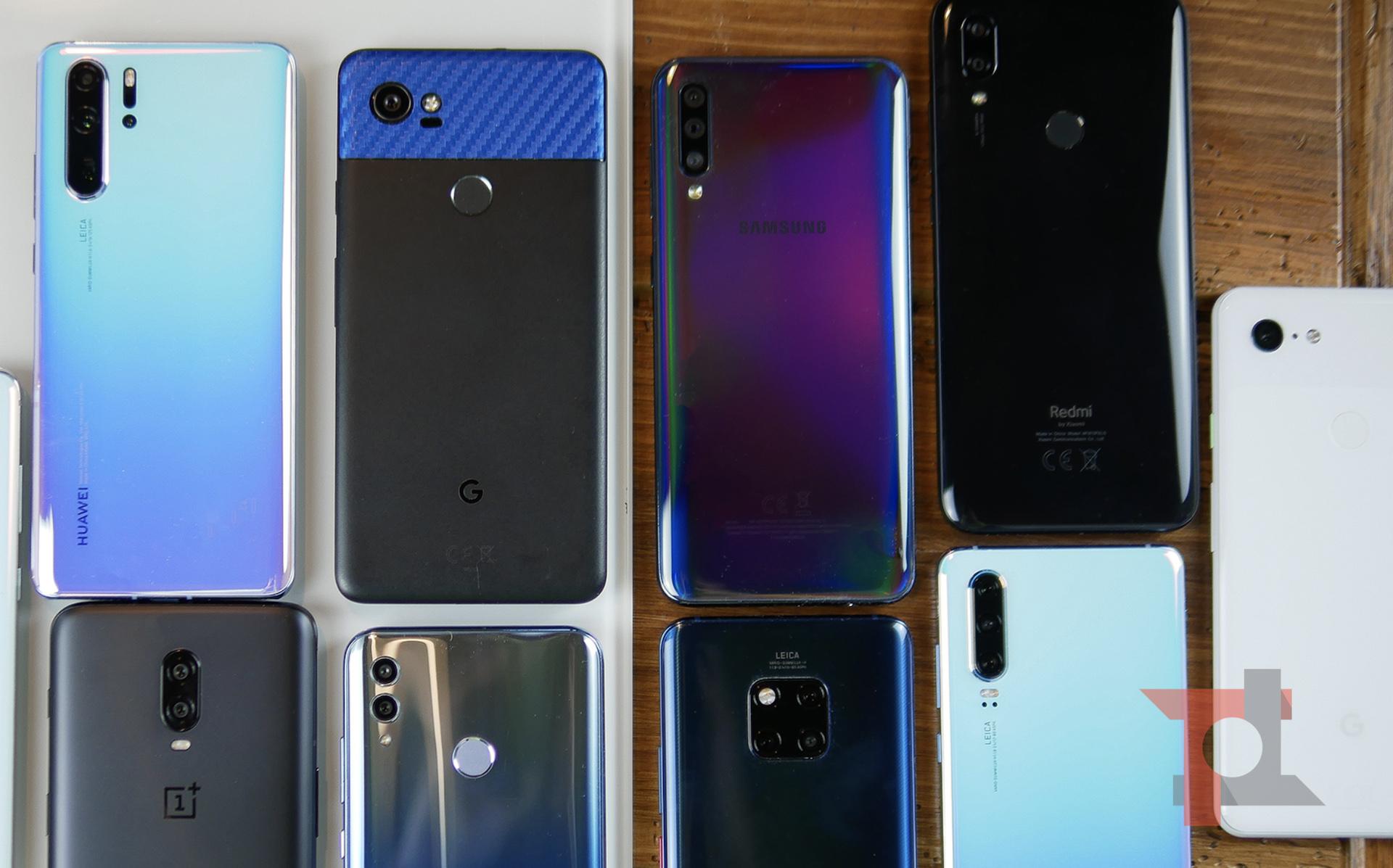 Miglior Smartphone Classifica Dicembre 2019 Tuttotechnet