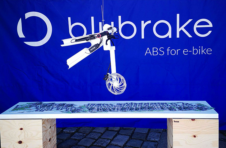 ABS e-bike cargo Blubrake